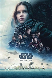 Star Wars Rogue One - One Sheet | Merchandise