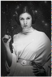 Star Wars Classic - Princess Leia Stars | Merchandise