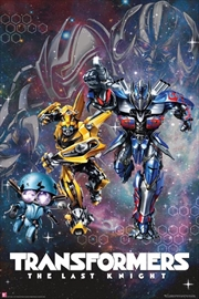Transformers 5 - Galactic Group | Merchandise