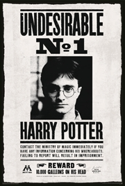 Harry Potter - Undesirable No.1 | Merchandise