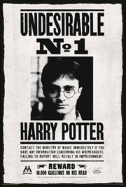 Harry Potter - Undesirable No.1 | Merchandise
