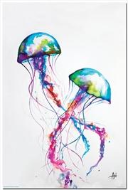 Matteo - Ned Kelly Watercolour | Merchandise