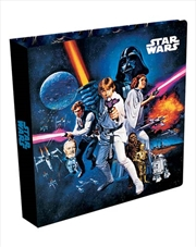 Star Wars Classic - A New Hope Ringbinder | Merchandise