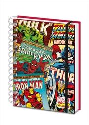 Marvel Comics - Montage