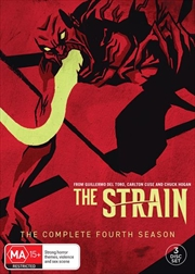 Strain - Season 4, The | DVD
