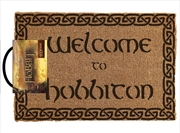 The Hobbit - Welcome To Hobbitton | Merchandise