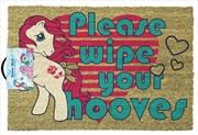 My Little Pony Retro - Wipe Your Hooves | Merchandise