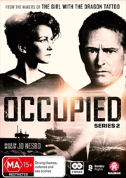 Occupied - Series 2 | DVD
