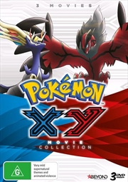 Pokemon - XY Movies | Collection | DVD