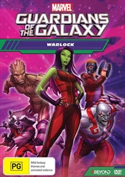 Guardians Of The Galaxy - Warlock
