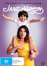 Jane The Virgin - Season 4 | DVD