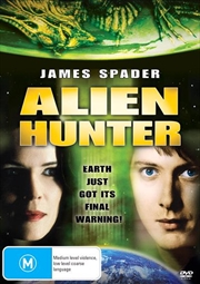 Alien Hunter | DVD