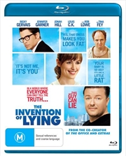 Invention Of Lying, The | Blu-ray