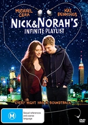 Nick and Norah's Infinite Playlist | DVD