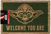 Star Wars Classic - Yoda Welcome You Are | Merchandise