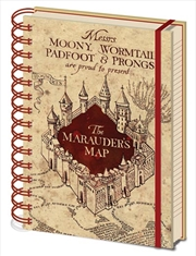 Harry Potter - Maurauders Map