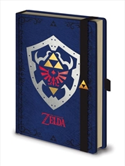 The Legend Of Zelda - Hylian Shield | Merchandise