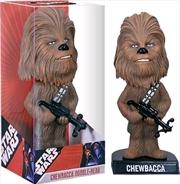 Star Wars - Chewbacca Wacky Wobbler
