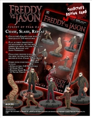 Heroclix - Freddy Vs Jason Forest of Fear Game | Merchandise