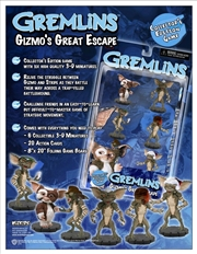 Heroclix - Gremlins Gizmo's Great Escape Game