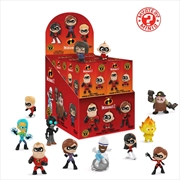 Incredibles 2 - Mystery Minis Blind Box