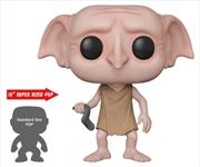 "Harry Potter - Dobby US Exclusive 10"" Pop! Vinyl"