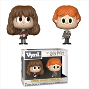 Harry Potter - Ron & Hermione Vynl. | Pop Vinyl