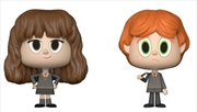 Harry Potter - Ron & Hermione Broken Wand US Exclusive Vynl. | Pop Vinyl