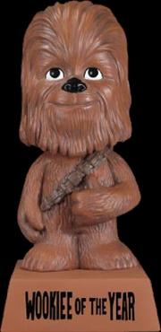 """Star Wars - """"Wookiee of the Year"""" Wisecracks Vinyl Figure"""