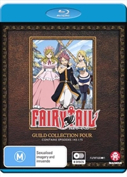 Fairy Tail Guild - Collection 4 - Eps 143-175