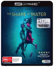 Shape Of Water | UHD, The