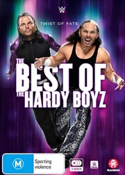 WWE - Twist Of Fate - The Best of the Hardy Boyz | DVD
