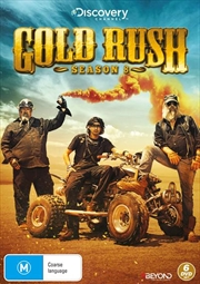 Gold Rush - Season 8