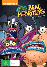 Aaahh!! Real Monsters - Collector's Edition