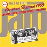 Jazz At The Philharmonic - Blues In Chicago 1955
