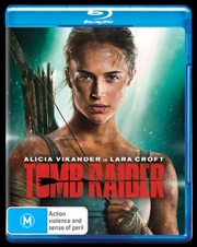 Tomb Raider | Blu-ray