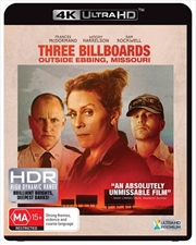 Three Billboards Outside Ebbing, Missouri | UHD