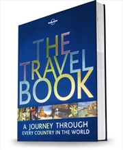 Lonely Planet - The Travel Book - A Journey Through Every Country In The World | Hardback Book
