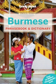 Lonely Planet - Burmese Phrasebook And Dictionary | Paperback Book
