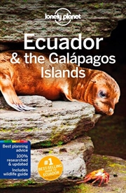 Lonely Planet - Ecuador And The Galapagos Islands