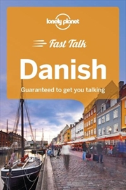 Lonely Planet - Fast Talk  Danish