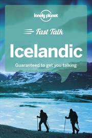 Lonely Planet - Fast Talk Icelandic