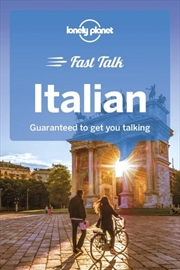 Lonely Planet - Fast Talk Italian
