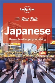 Lonely Planet - Fast Talk Japanese