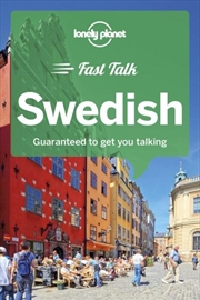 Lonely Planet - Fast Talk Swedish