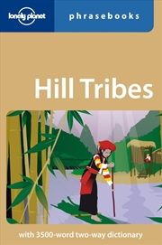 Lonely Planet - Hill Tribes Phrasebook