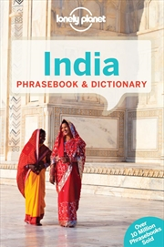 Lonely Planet - India Phrasebook And Dictionary | Paperback Book