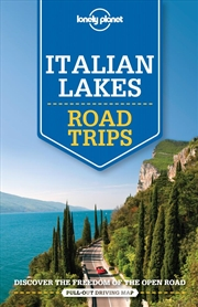 Lonely Planet - Italian Lakes Road Trips | Paperback Book