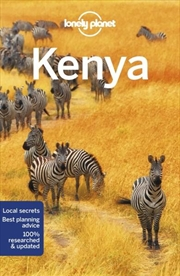 Lonely Planet - Kenya Travel Guide