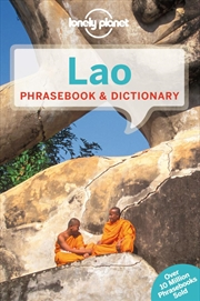 Lonely Planet - Phrasebook  And Dictionary